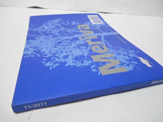 Manual Meriva 2011 Original Gm 94729764
