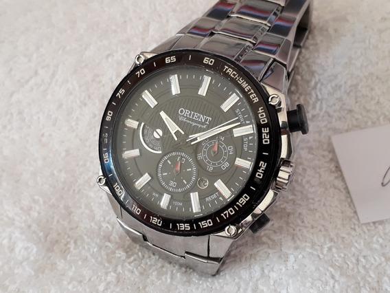 Relógio Orient Cronógrafo - Mbssc 078 !