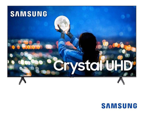Smart Tv 58  Samsung Crystal Udh 4k Led - Un58tu7000gxzd
