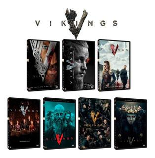 Vikingos , Dvd,latino