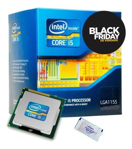Imagem 1 de 5 de Processador I5 3470 Lga 1155 3,20ghz - Turbo Max. 3,60ghz