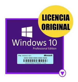 Microsof W10 Lic Oficial
