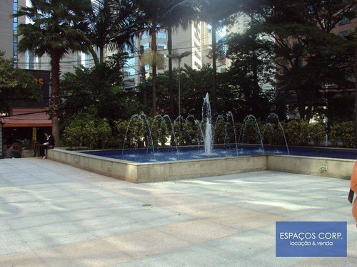 Conjunto Para Alugar, 146m² - Brooklin - São Paulo/sp - Cj1414