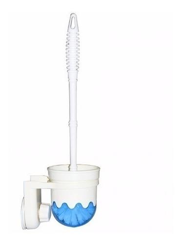 Imagen 1 de 3 de Cepillo Escobilla Para Baño Inodoro  De Pared Calidad ®