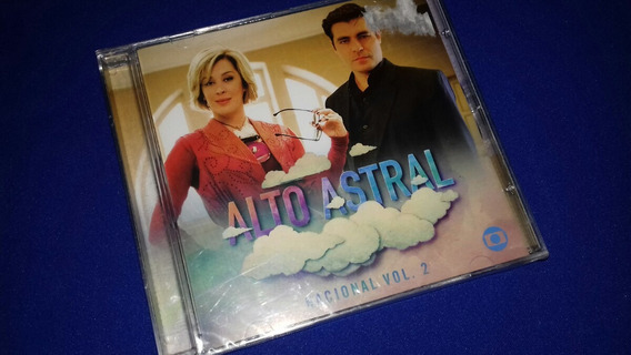 Cd Novela Alto Astral Nacional Vol.2