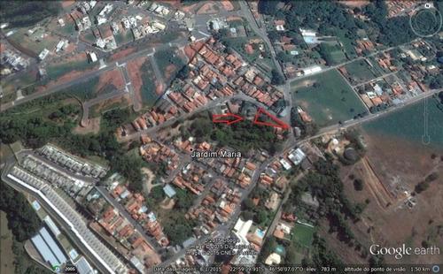 Imagem 1 de 1 de Terreno Comercial À Venda, Jardim Alto De Santa Cruz, Itatiba - Te0536. - Te0536