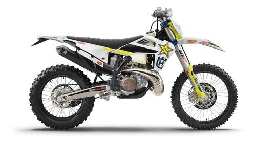Te 300i Rockstar 2021 Husqvarna Motorcycles
