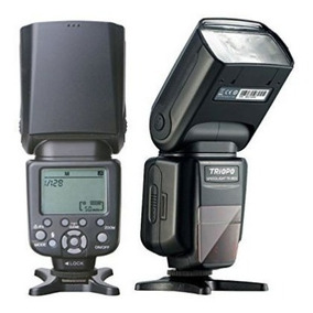 Flash Canon Triopo-982 70d 6d T3i 60d 5d Markii