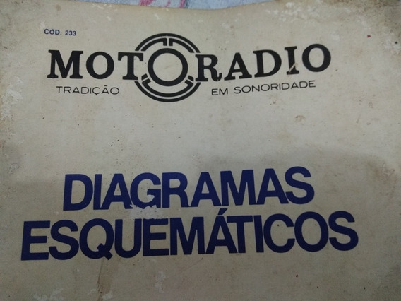 Esquema Eletrico Diagrama Motoradio Rcr-m22 Rcrm22
