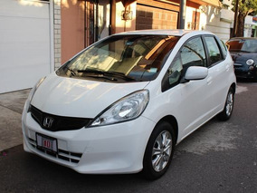 Impecable Honda Fit Automatico 2013