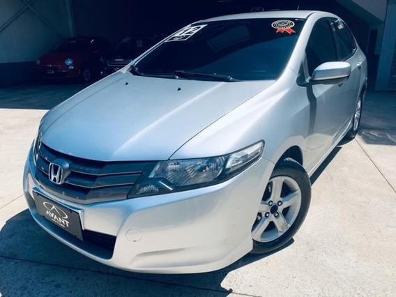 Honda City Dx 1.5 16v (flex) (aut.) Flex Automático