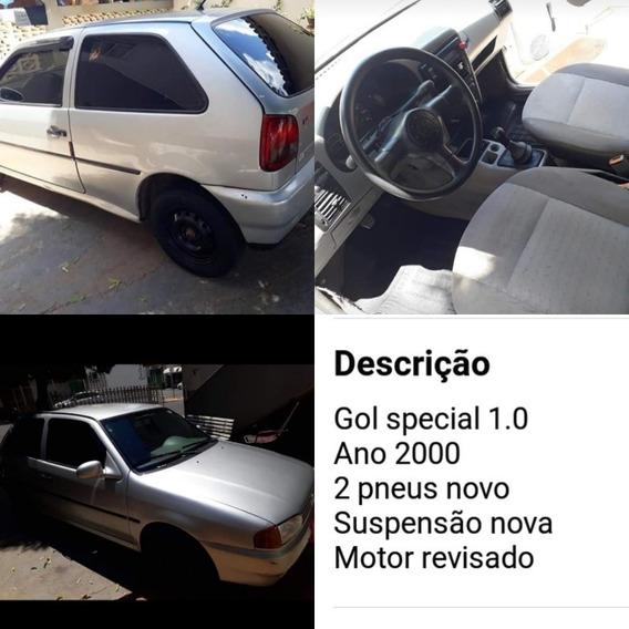 Volkswagen Gol 1.0 Special 2p 2000