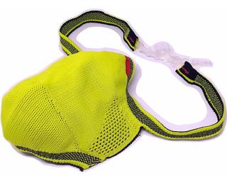 Kit Máscara De Proteção Fiber Knit 3d + 30 Unids Filtro E96