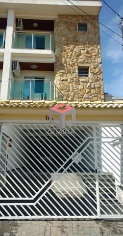 Apartamento A Venda No Bairro Utinga - Santo André - Sp - 82431