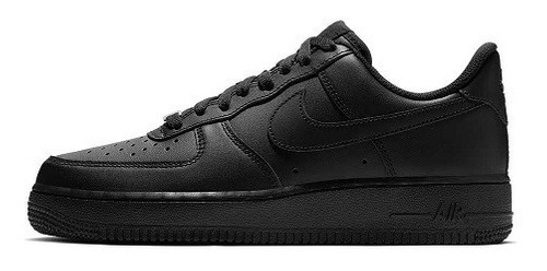 Tênis Air Force 1 Preto Custom