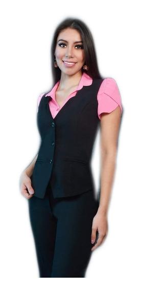 Pantalon Dama Vestir Uniformes