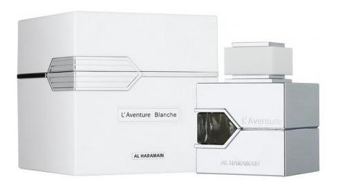 Perfume Al Haramain L Aventure Blanche Edp 100ml