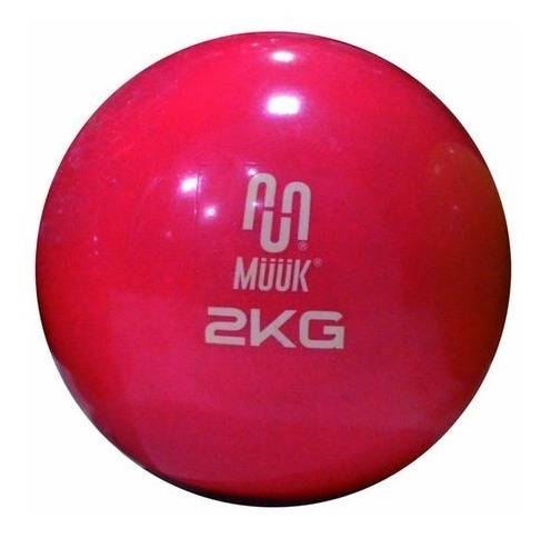 Balon Medicinal Muuk De Silicona Soft 2kg