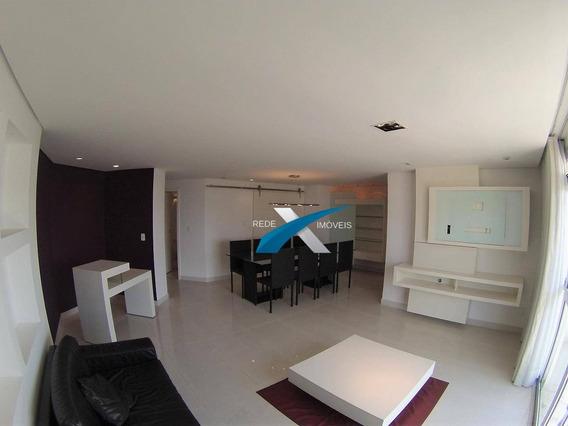 Apartamento À Venda 3 Quartos, 130 M² Por R$ 850.000 - Filadélfia - Betim/mg - Ap4752