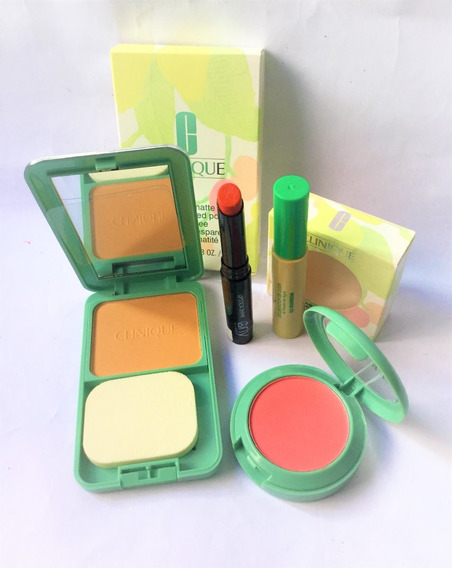 Maquillajes Originales 4 Productos Dcolor/clinique/orly