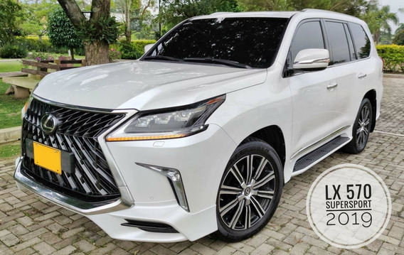 Lexus Lx 570 Supersport