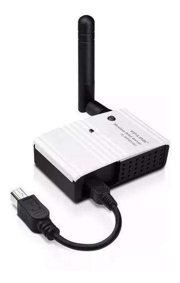 Servidor De Impressão Wireless Tp-link Wp510u - 150mbps