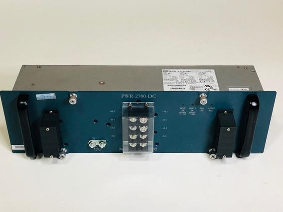 Fonte Dc Roteador Cisco 7606-s Pwr-2700-dc