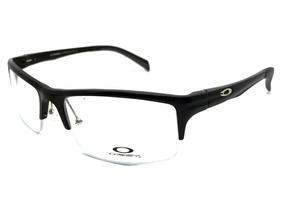 Armação P/ Oculos De Grau Oa424 Titanium Masculino Lançamen