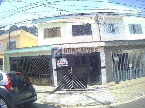 Imagem 1 de 15 de Venda Sobrado Sao Bernardo Do Campo Vila Euro Ref: 59232 - 1033-1-59232