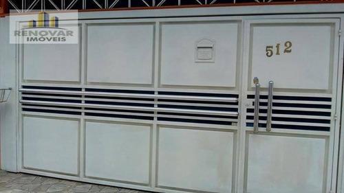 Imagem 1 de 21 de Casa Com 3 Dormitórios À Venda, 93 M² Por R$ 450.000,00 - Mogi Moderno - Mogi Das Cruzes/sp - Ca0091