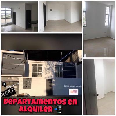 Departamentos De Uno, Dos Y Tres Cuartos En Manta