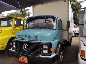 Mercedes-benz Mb 1118 - 1989 - Toco - Baú