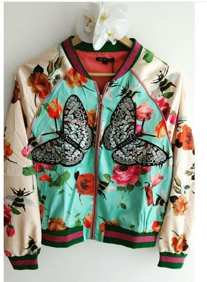 Jaqueta Feminina Forrada Casaco Blusa De Frio Bomber