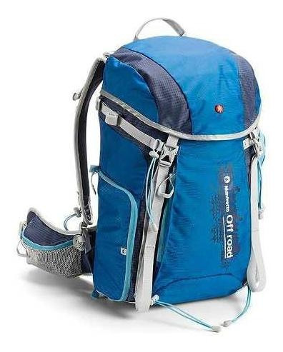 Mochila Manfrotto Off Road Hiker 30l Mb Or-bp-30rd - Azul