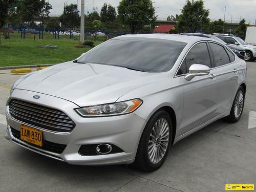 Ford Fusion Titanium  Tp 2.0