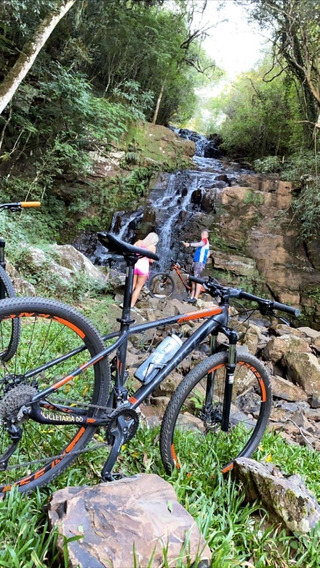 Bicicleta Sense Rock Evo Shimano 2019 Com Suspensão Rockshok