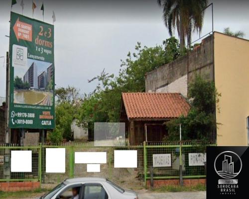 Imagem 1 de 2 de Barracão À Venda, Com 2.100 M² De Terreno E 600 M² De Construção - Parque Campolim - Votorantim - Ba00001 - 67780676