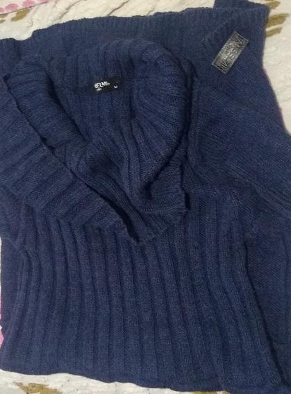 Vestido De Lã Anselmi