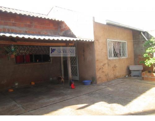 Casa A Venda No Bairro Residencial Nato Vetorasso Em São - 648-1