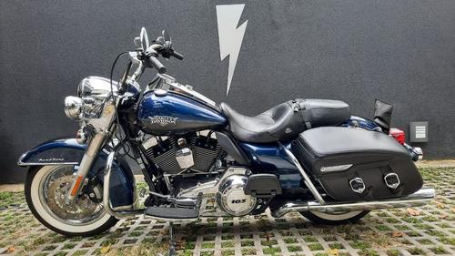 Harley Davidson Road King 103 Recém Revisada/único Dono