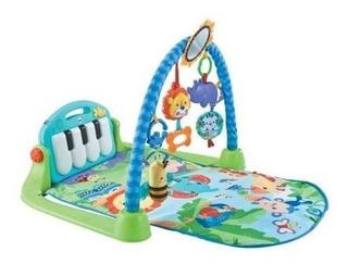 Gimnasio Para Bebé Con Piano Mesa Músical Y Sonido