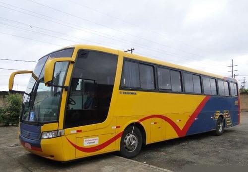 Ônibus Fretamentos E Turismo Busscar Vistabuss Lo Scaniak124
