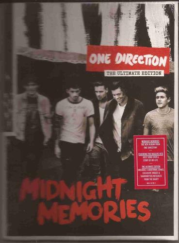 One Direction - Dvd - Midnight Memories ( Deluxe )