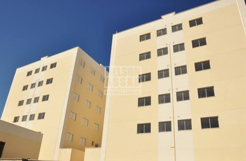Imagem 1 de 12 de Apartamento Em Condomínio Padrão Para Venda No Bairro Vila Miranda, 2 Dorm, 1 Vagas, 40 M - 1917