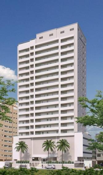 Apartamento 2 Dormitórios Para Venda Em Praia Grande, Canto Do Forte, 2 Dormitórios, 2 Suítes, 1 Banheiro, 2 Vagas - Ap00032_1-1097742