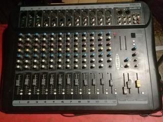 Mixer American Pro Black Series. $ 9000. No Funciona
