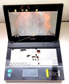 Carcaça Completa Notebook Intelbrás I656