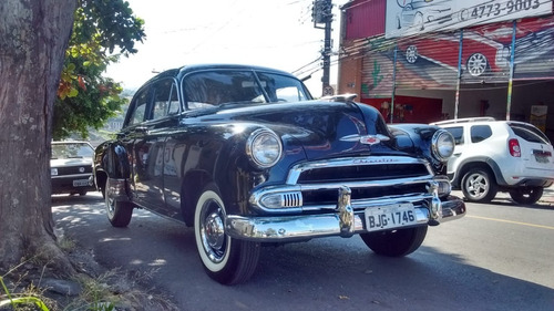 Imagem 1 de 15 de Chevrolet 1951 Styleline 4 Portas