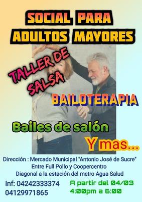 Clases De Salsa Casino Y Bachata