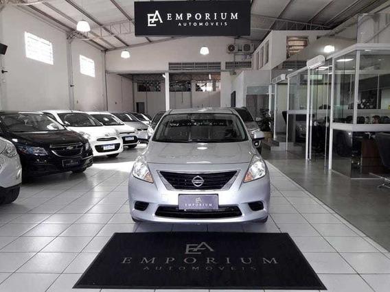 Nissan Versa 16sv Flex 2014